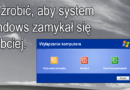 Co zrobić, aby system Windows zamykał się szybciej