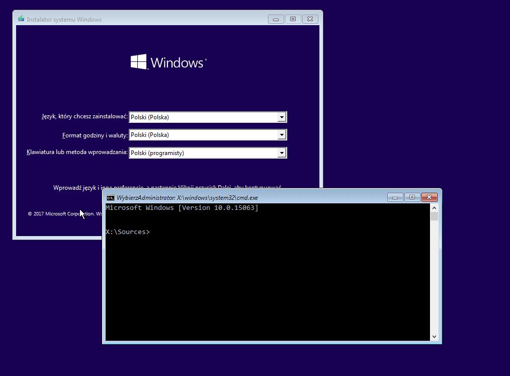 windows installer Defragmentujemy rejestr Windows