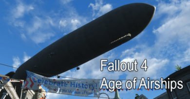 Fallout 4 Age of Airships
