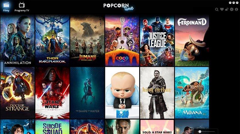popcorn time Dobra alternatywa dla zalukaj.tv   Popcorn Time