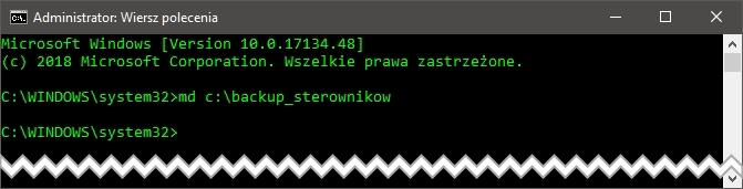 backup sterownikow Tworzymy kopię zapasową sterowników w Windows