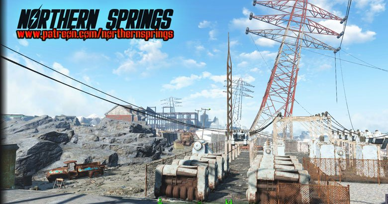 northernsprings Fallout 4 Northern Springs