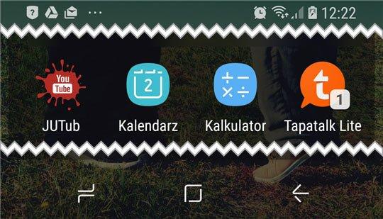 Screenshot jutub Jak zmienić ikonę oraz nazwę aplikacji w Androidzie
