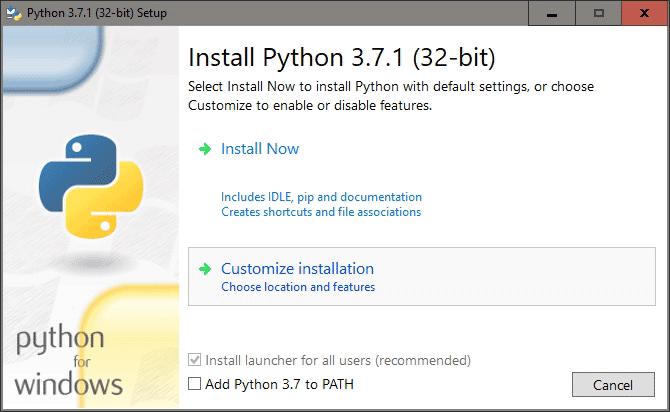 python Szukamy torrentów z poziomu aplikacji qBittorrent