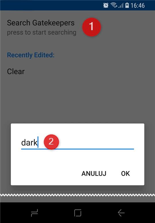 Bez nazwy 2 Włączamy ukryty tryb ciemny w Facebook Messenger na Androidzie