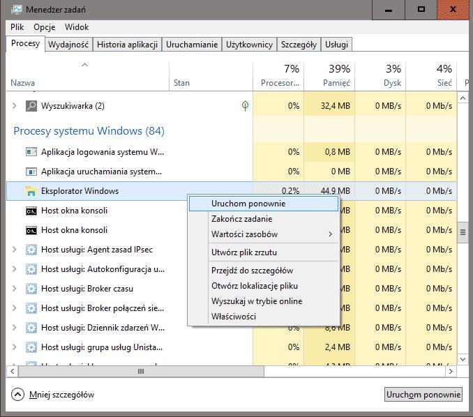 Bez nazwy 3 Jak zwiększyć wielkość podglądu okien na pasku zadań Windows 10