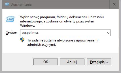 Zrzut ekranu 30 Automatycznie blokujemy system po czasie nieaktywności użytkownika