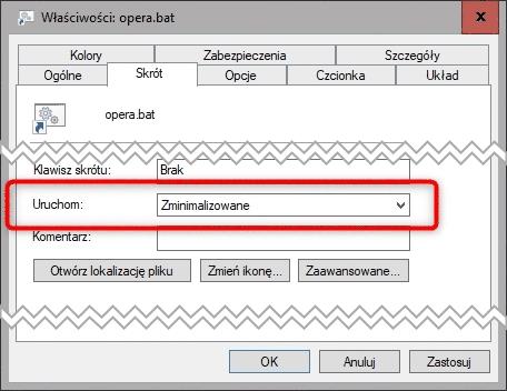 Bez nazwy 1 Jak przenieść cache Opery do ramdysku/inną partycję