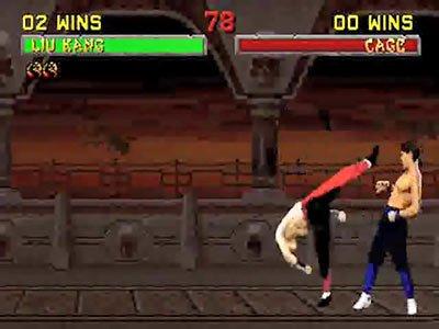 Mortal Kombat II Fatalities 0 00 12 117 Mortal Kombat II (1994) – lista ciosów