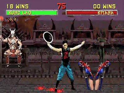 Mortal Kombat II Fatalities 0 00 19 953 Mortal Kombat II (1994) – lista ciosów