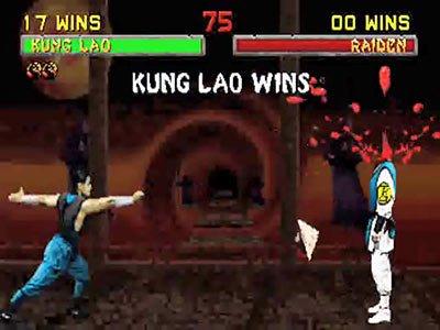 Mortal Kombat II Fatalities 0 00 24 904 Mortal Kombat II (1994) – lista ciosów