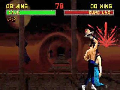 Mortal Kombat II Fatalities 0 00 35 776 Mortal Kombat II (1994) – lista ciosów