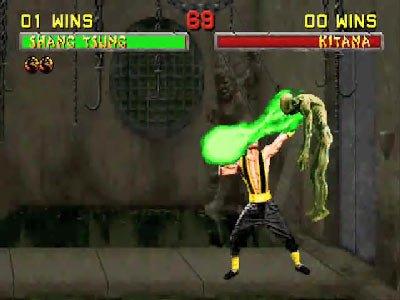 Mortal Kombat II Fatalities 0 01 06 886 Mortal Kombat II (1994) – lista ciosów