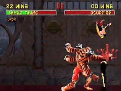 Mortal Kombat II Fatalities 0 01 20 443 Mortal Kombat II (1994) – lista ciosów
