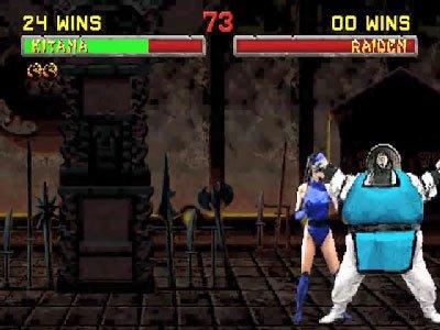 Mortal Kombat II Fatalities 0 01 30 185 Mortal Kombat II (1994) – lista ciosów