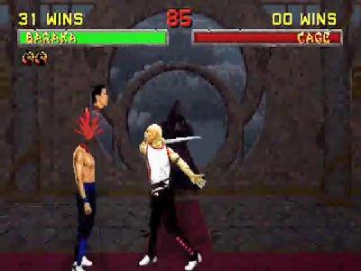 Mortal Kombat II Fatalities 0 02 08 298 Mortal Kombat II (1994) – lista ciosów