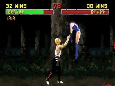 Mortal Kombat II Fatalities 0 02 18 881 Mortal Kombat II (1994) – lista ciosów