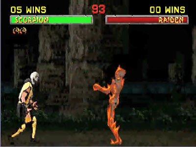 Mortal Kombat II Fatalities 0 02 26 508 Mortal Kombat II (1994) – lista ciosów