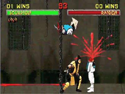 Mortal Kombat II Fatalities 0 02 33 298 Mortal Kombat II (1994) – lista ciosów