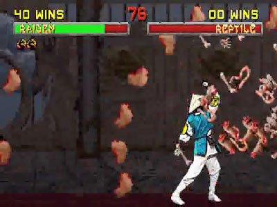 Mortal Kombat II Fatalities 0 02 45 718 Mortal Kombat II (1994) – lista ciosów