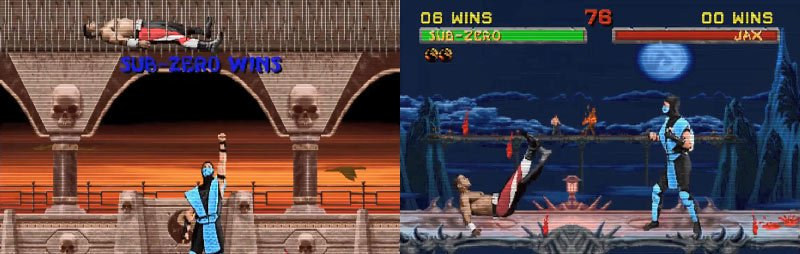 Mortal Kombat II HD All Fatalities PIT FATALITY Arcade Kollection MK2 720p 30fps H264 192kbit AAC 0 06 40 687 Mortal Kombat II (1994) – lista ciosów