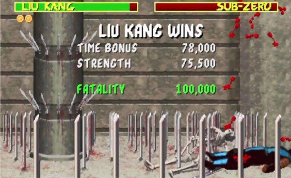 Untitled Project 0 01 05 515 Mortal Kombat I (1992)   lista ciosów
