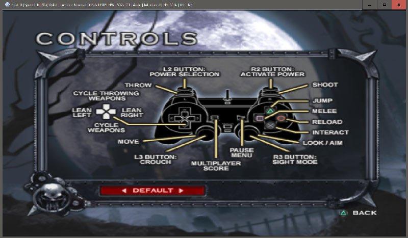 Zrzut ekranu 57 Gramy myszką i klawiaturą na emulatorze Playstation 2 (PCSX2)