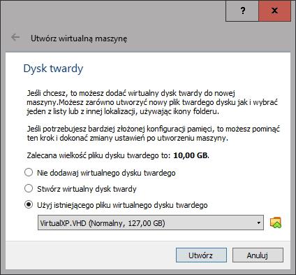 2019 03 19 06h23 19 Legalny Windows XP na Virtualbox w czterech prostych krokach !