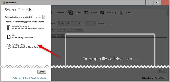 Bez nazwy 1 10 Dwie proste metody na zripowanie płyty DVD