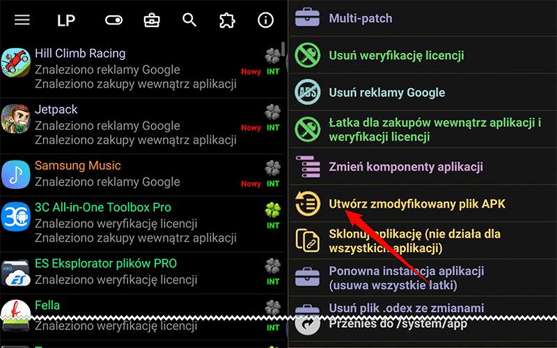 Bez nazwy 1 Jak shackować zakupy w aplikacji za pomocą Lucky Patcher bez roota