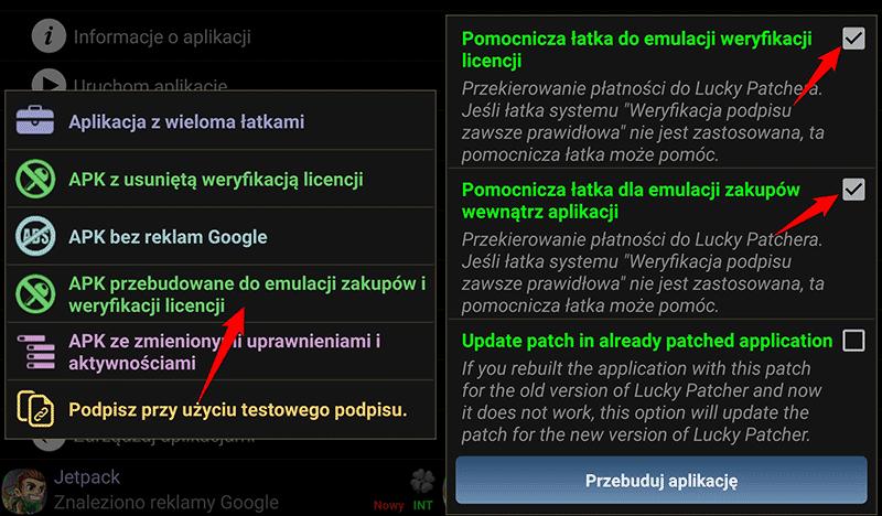 Screenshot 20190401 175842 Jak shackować zakupy w aplikacji za pomocą Lucky Patcher bez roota