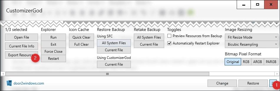 Bez nazwy 1 4 Jak zmienić wygląd systemowych ikon na pasku zadań
