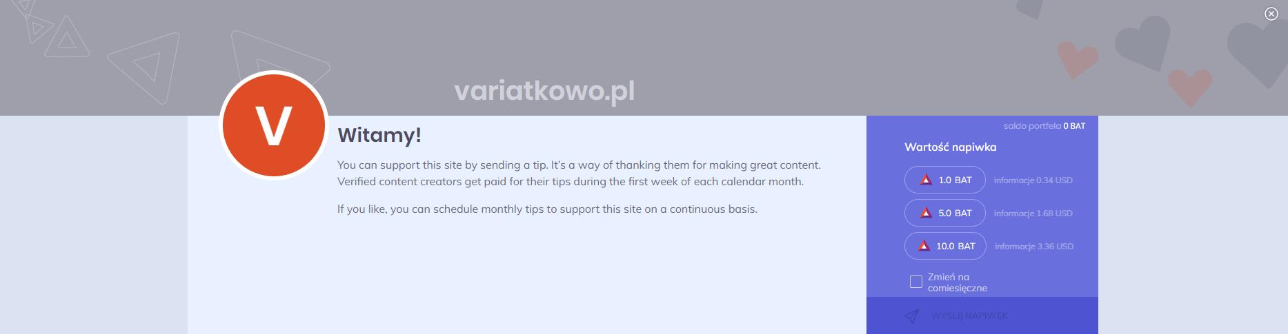 Zrzut ekranu 164 Instalujemy przeglądarkę Brave po polsku