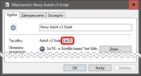 Bez nazwy 1 3 Usuwamy pozycje w podmenu Nowyw menu kontekstowym