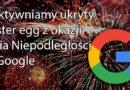 Uaktywniamy ukryty easter egg z okazji Dnia Niepodległości w Google
