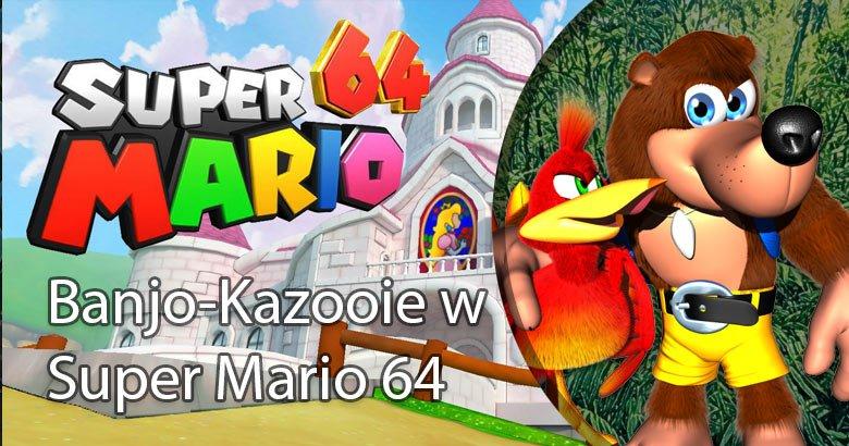 Blog  8 Banjo Kazooie w Super Mario 64