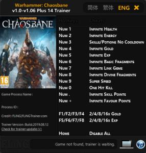 2019 08 15 08h13 00 286x300 Warhammer: Chaosbane – Trainer +14 v1.0 [FLiNG]