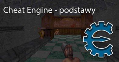 Cheat Engine – podstawy