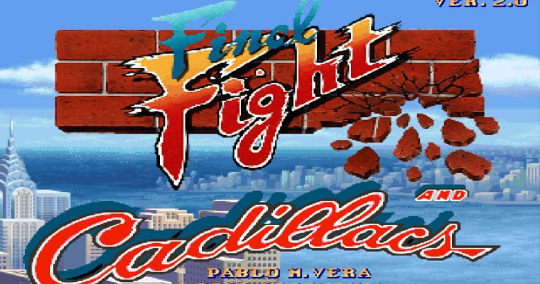 Blog  2 Final Fight and Cadillacs and Dinosaurs