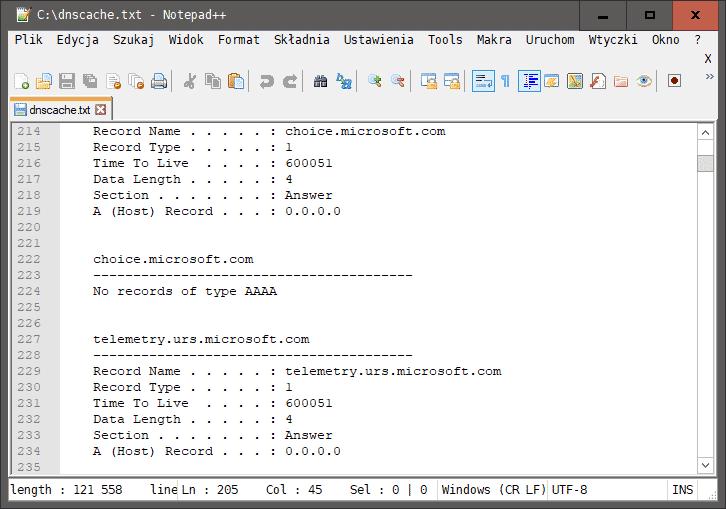 2019 11 02 13h08 12 Jak usunąć cache DNS w systemie Windows