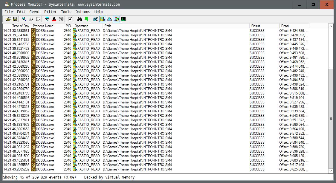 2019 11 22 14h21 51 Jak sprawdzić z jakich plików korzysta wybrany program.