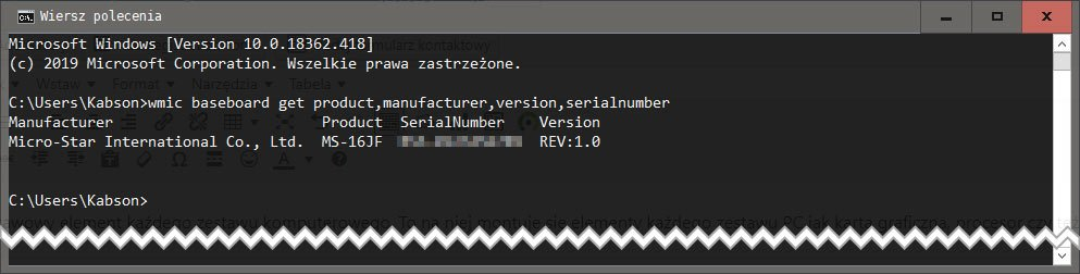 Bez nazwy 1 1 3 niezawodne metody na sprawdzenie modelu płyty głównej