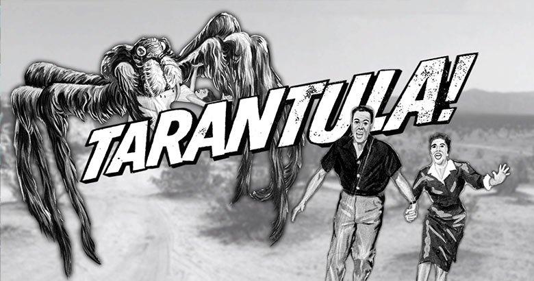 Blog  3 Tarantula 1955