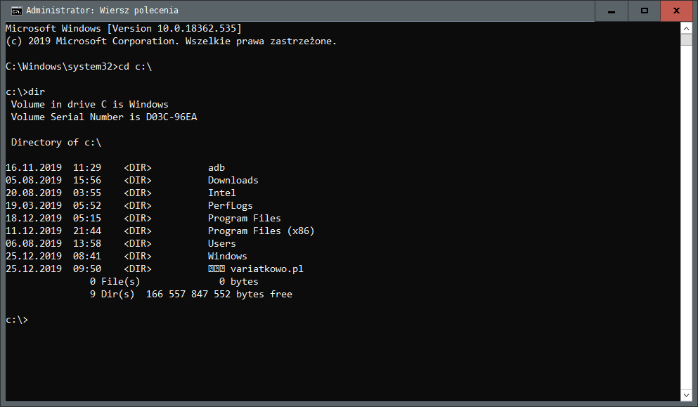 2019 12 25 09h52 47 Jak dodać emoji do nazwy plików i folderów w systemie Windows