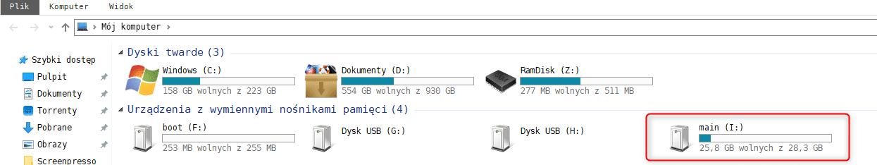 32main Bittboy: Poprawiamy partycje na karcie MicroSD
