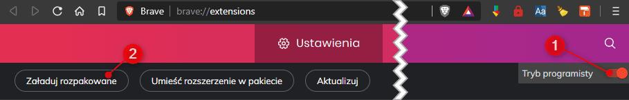 Bez nazwy 1 Jak ominąć Wystąpił błąd   Download interrupted w Chrome Web Store