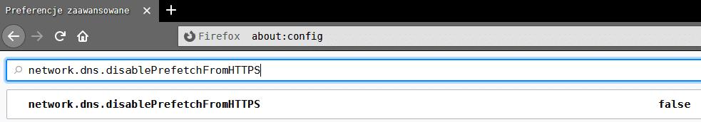 2020 04 13 10h15 19 Przyśpieszamy Firefoxa za pomocą rozszerzenia Faster Pageload