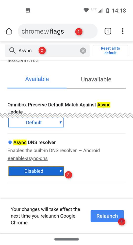 Bez nazwy 2 Blokujemy reklamy na Androidzie za pomocą Adguard DNS