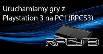 Uruchamiamy gry z Playstation 3 na PC ! (RPCS3)