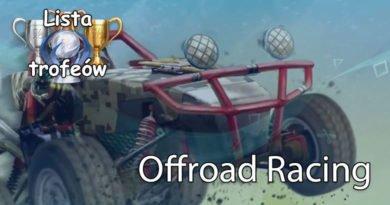 Trofea i osiągnięcia: Offroad Racing